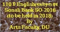 Sonali Bank Exam