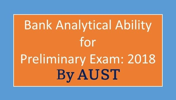 Bank Analytical Ability solution, Important Bank Analytical Ability,Bank Analytical Ability for preli question,all previousBank Analytical Ability question, All Bank Analytical Ability,Bank Analytical Ability 2018,Bank Analytical Ability solve,Bank Analytical Ability pdf,Bank Analytical Ability solution pdf, analytical ability,analytical reasoning,bank po,analytical ability iq,numerical ability,how to solve analytical ability,analytical ability section of test,analytical ability blood relations,analytical reasoning example 1,analytical reasoning example 3,logical reasoning and analytical ability,analytical ability for bank job preparation in bangladesh,introduction and types of analytical ability nts hec