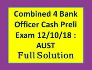 Combined 4 Bank Officer Cash, Combined 4 Bank Officer Cash ‍preli question 2018, Combined 4 Bank Officer Cash preli question solution, Combined 4 Bank Officer Cash preli 2018 math solution, bscs Combined 4 Bank Officer Cash officer exam, Combined 4 Bank Officer Cash solution pdf, combined 8 bank,combined 5 bank officer cash math solution,bank,combined 8 bank senior officer exam,5 bank officer cash math solution,combined 8 bank senior officer (general) bangla mcq,sonali bank officer cash math solution,combined 8 bank senior officer exam 2019 mcq solution,rupali bank officer cash exam mcq math solution,combined 8 bank exam,officer cash,combined 3 bank
